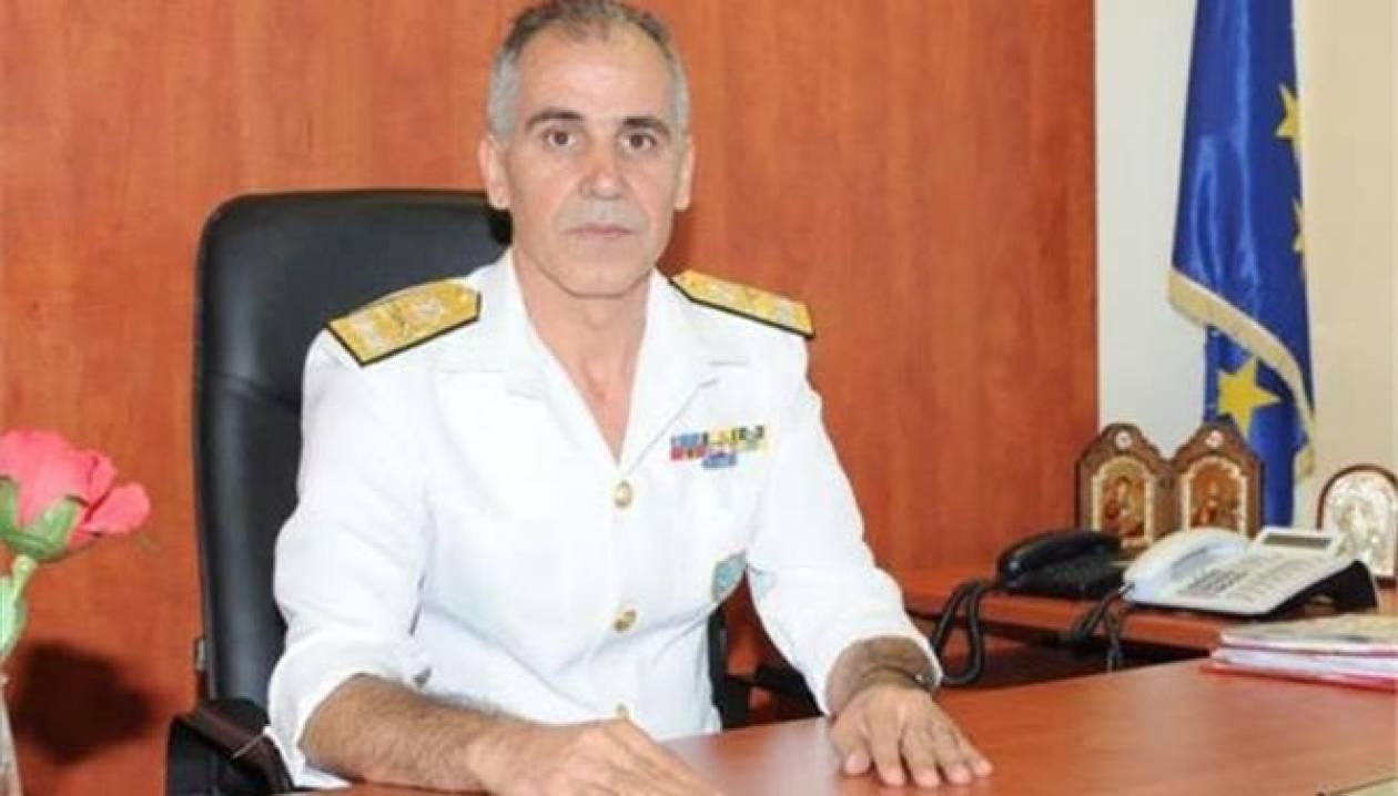 Ανέλαβε καθήκοντα ο νέος αρχηγός λιμενικού Αθ. Αθανασόπουλος