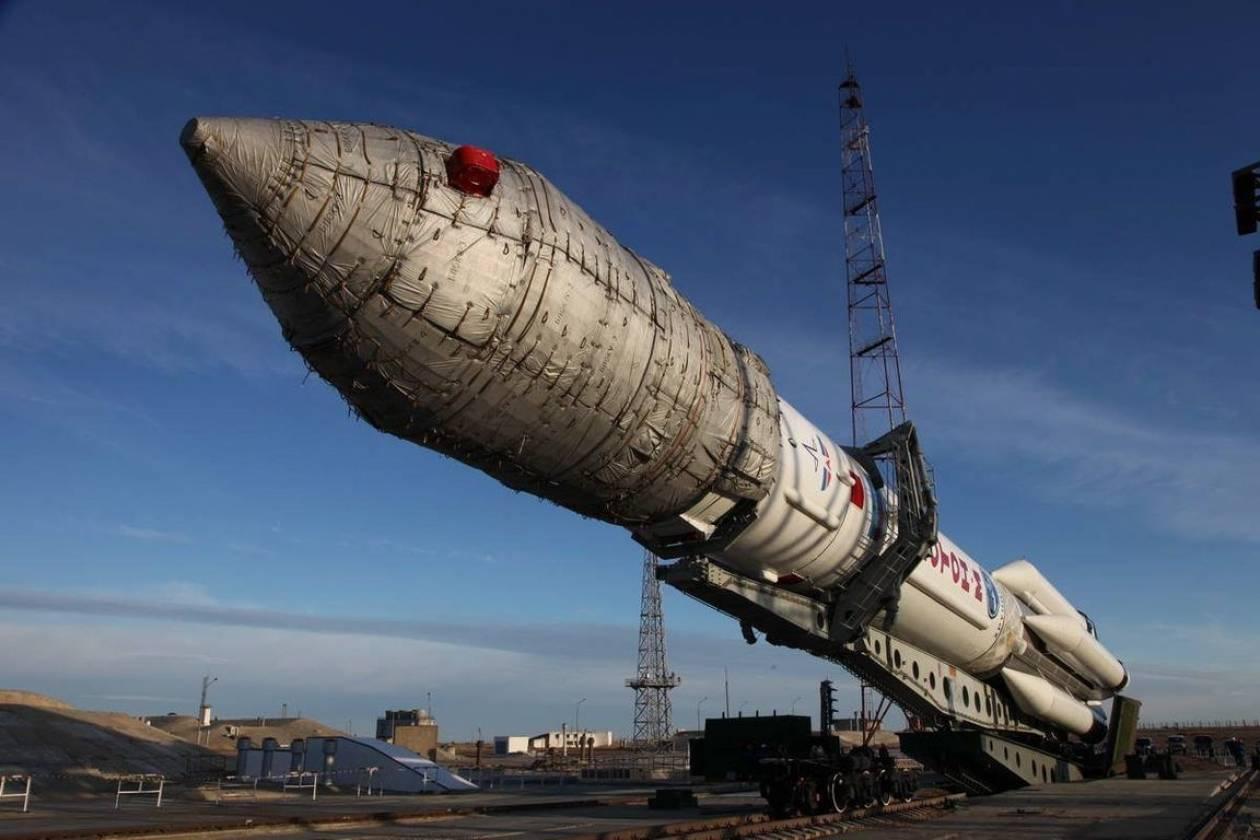 Ρωσία: Θα εκτοξεύσει στρατιωτικό δορυφόρο για την Αίγυπτο