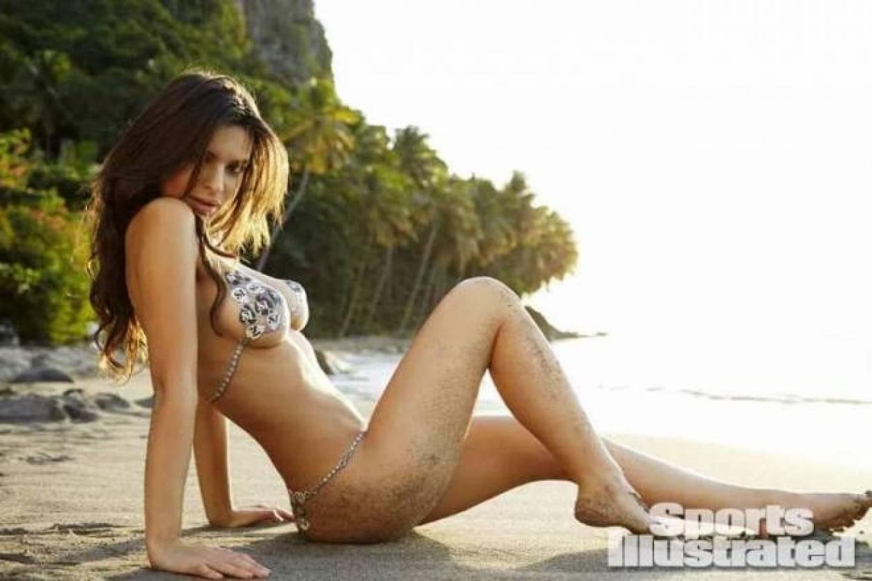 Η Έμιλι στο Sports Illustrated (photos+video)