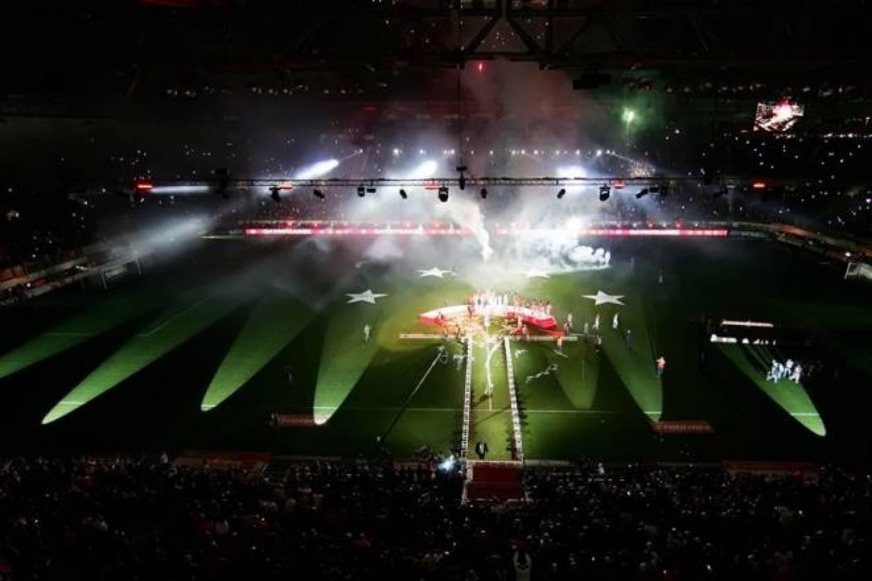 Ολυμπιακός: Όλα τα φώτα στο «Γ. Καραϊσκάκης» λόγω Μάντσεστερ