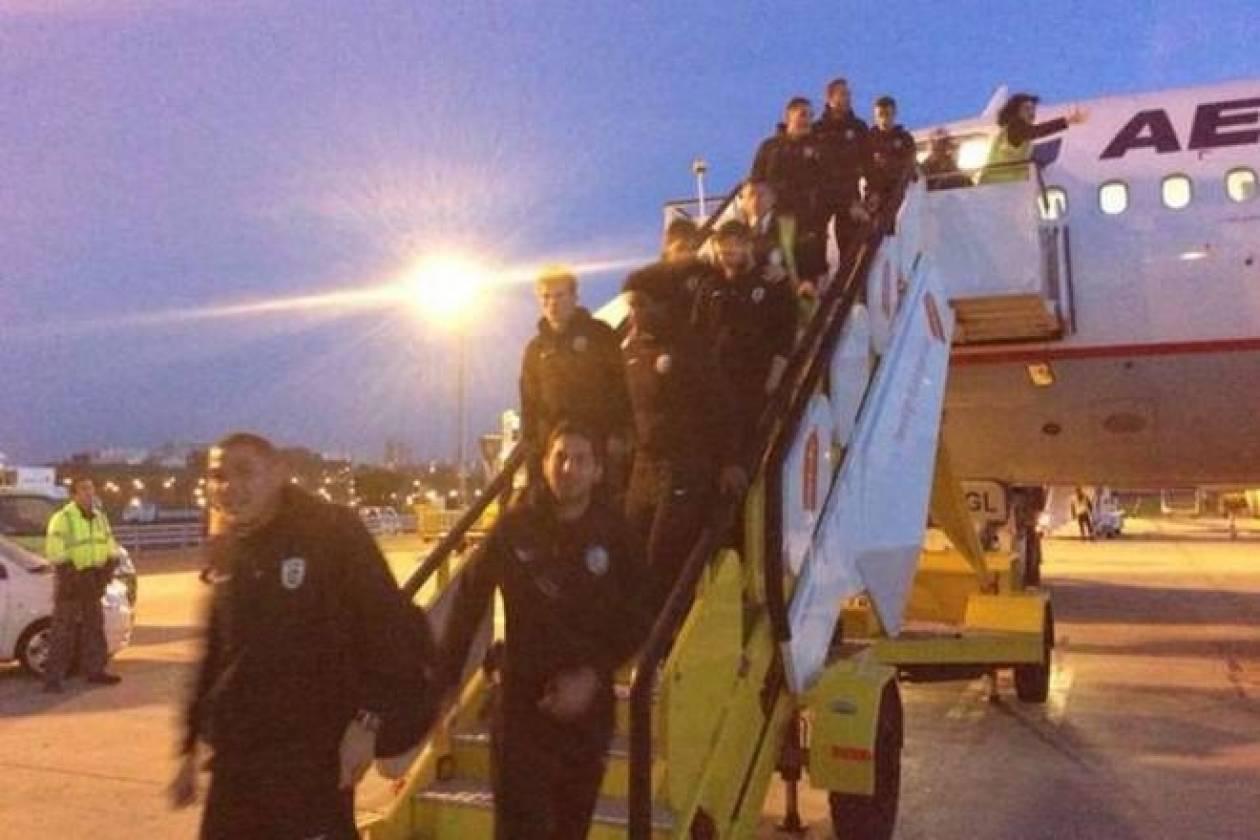 ΠΑΟΚ: «Πάτησε» Λισαβόνα (photos)