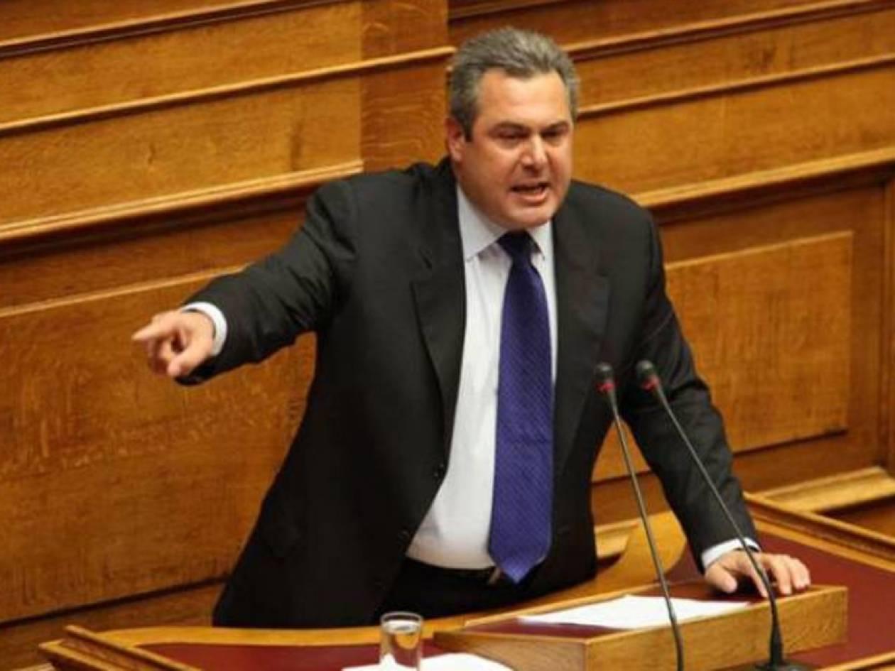 «Η Κυβέρνηση δεν επιθυμεί εθνική γραμμή σε Κυπριακό και Μακεδονία»