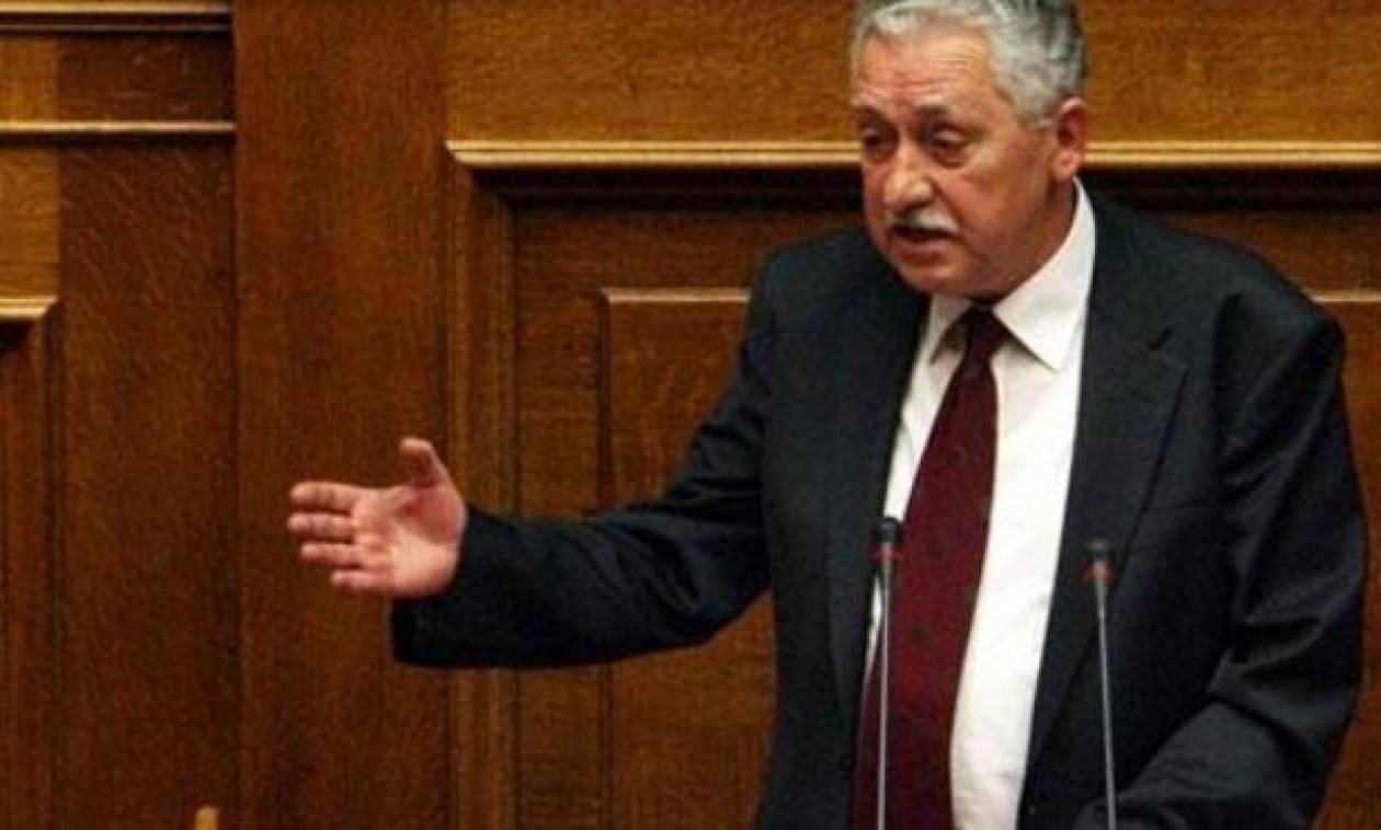Να μην καταργηθεί το σύστημα ενιαίας τιμής βιβλίου ζητά ο Κουβέλης