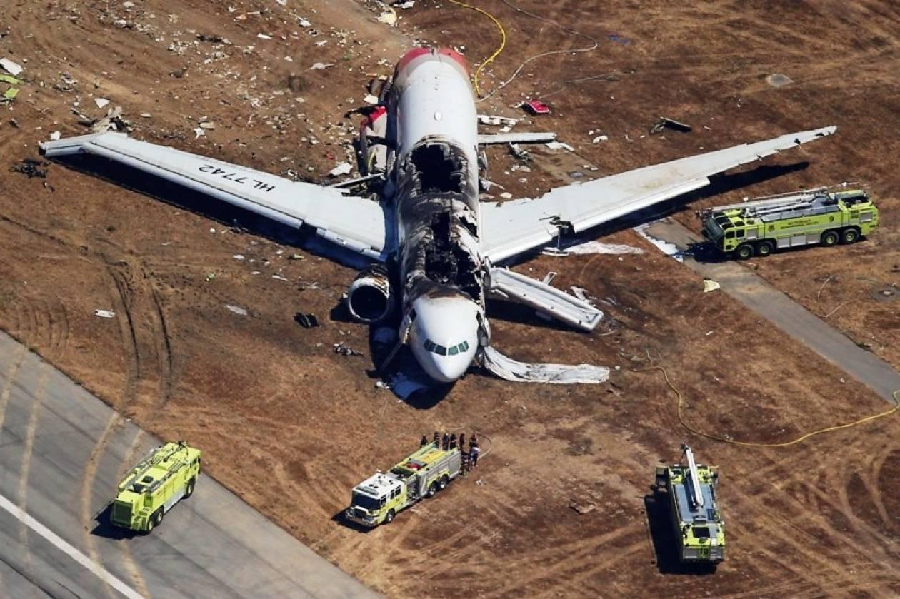 ΗΠΑ: Πρόστιμο 500.000 δολαρίων επιβλήθηκε στην Asiana Airlines