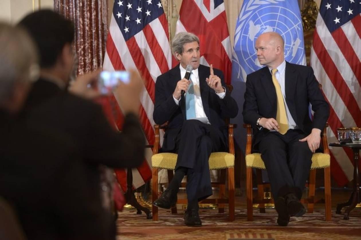 ΗΠΑ-Βρετανία: Οι Ουκρανοί θα πρέπει να πάρουν τις δικές τους αποφάσεις
