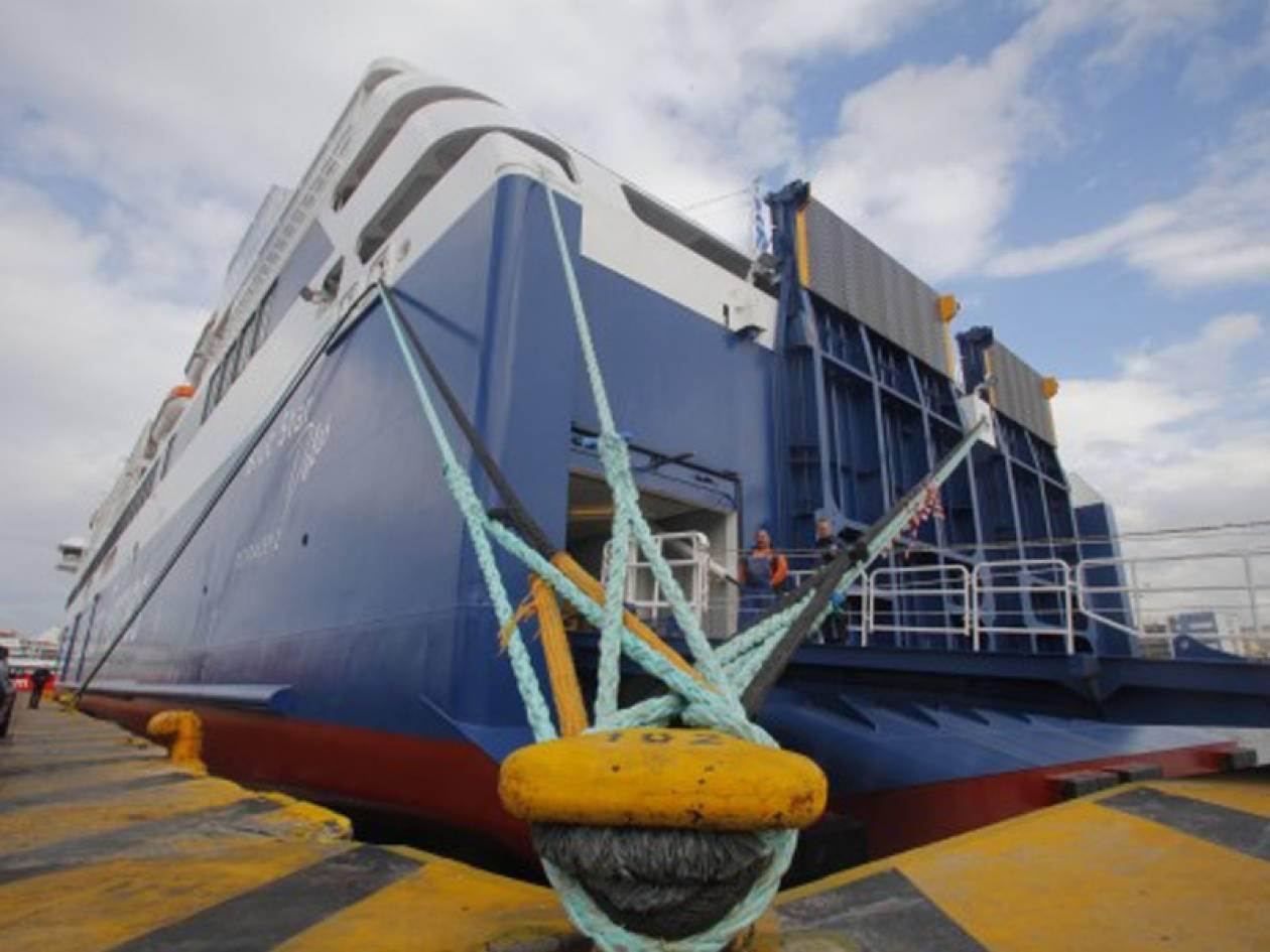 Απεργία των εργαζομένων στα λιμάνια όλης της χώρας