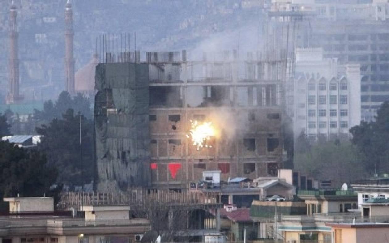 Πολύνεκρη έκρηξη βόμβας στο Αφγανιστάν