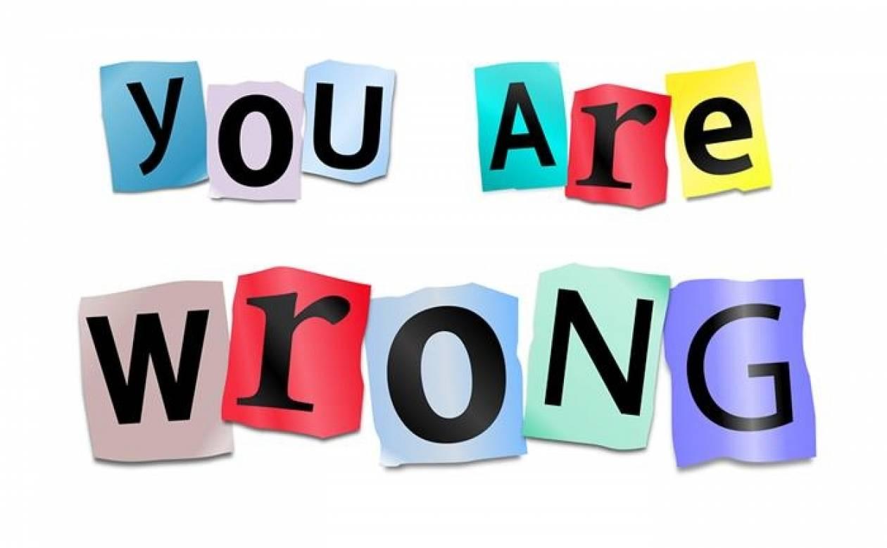 Οι 4 λάθος συμβουλές υγείας που σίγουρα σας έδωσαν οι γονείς σας!