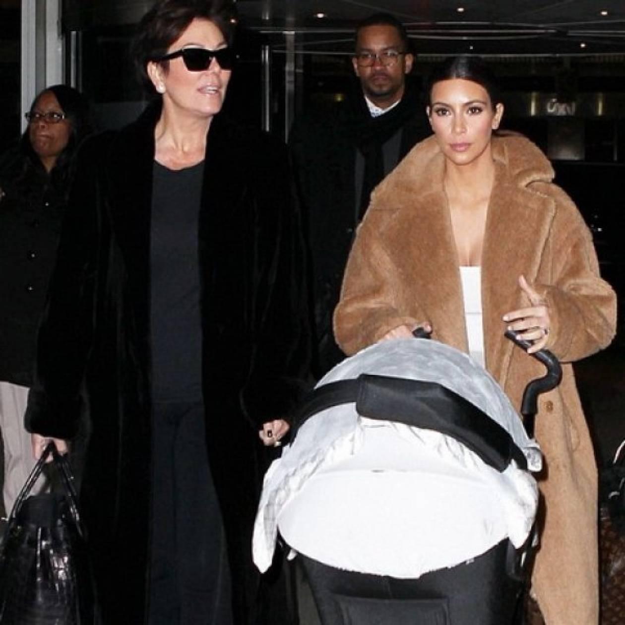 Η Kim Kardashian αποκαλύπτει αν θα ξαναγίνει μαμά