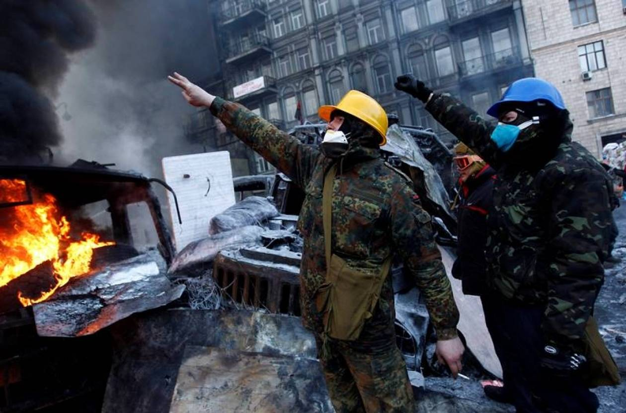 Νέα μέτρα για την καταστολή των ταραχών στην Ουκρανία