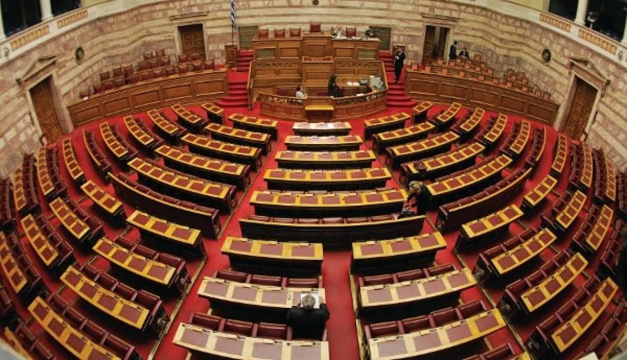 Βουλή: Άμεσα η τυπική έναρξη της προεκλογικής περιόδου