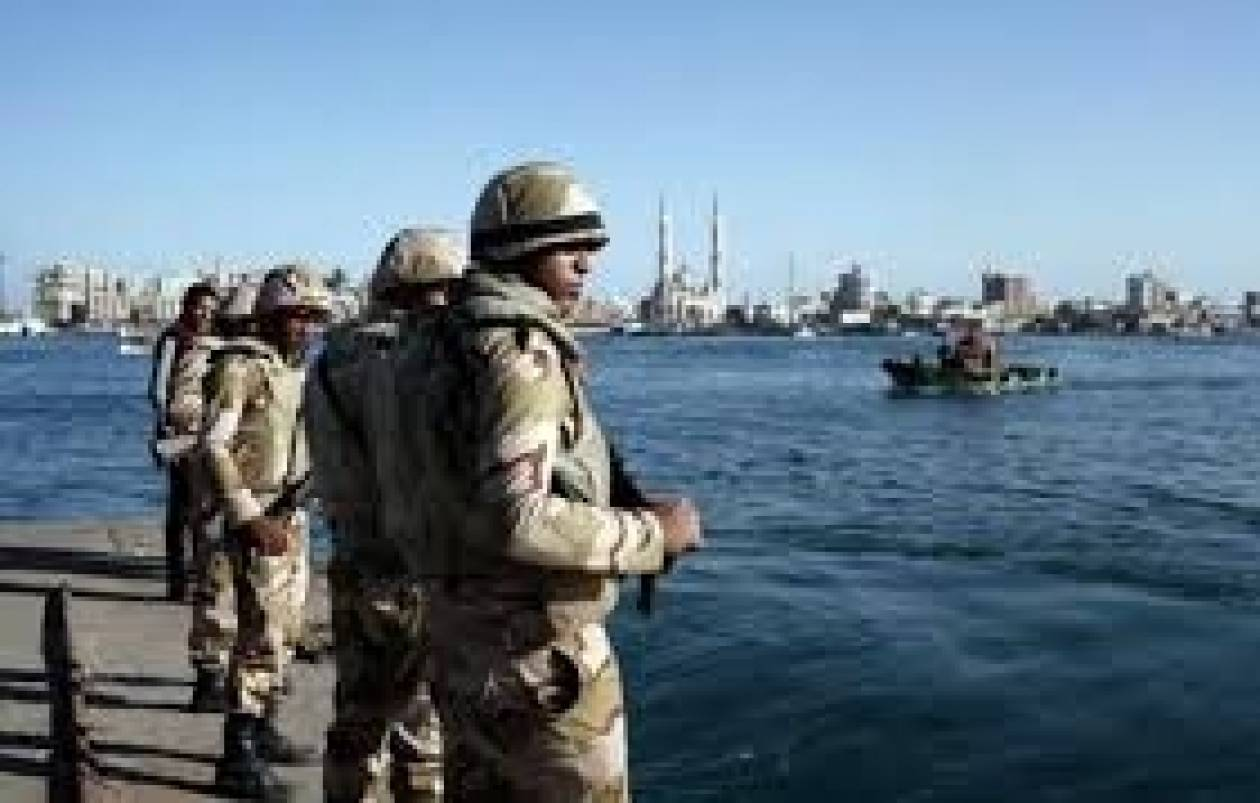 Σε θάνατο 26 Αιγύπτιοι για σχεδιασμό επιθέσεων στο Σουέζ