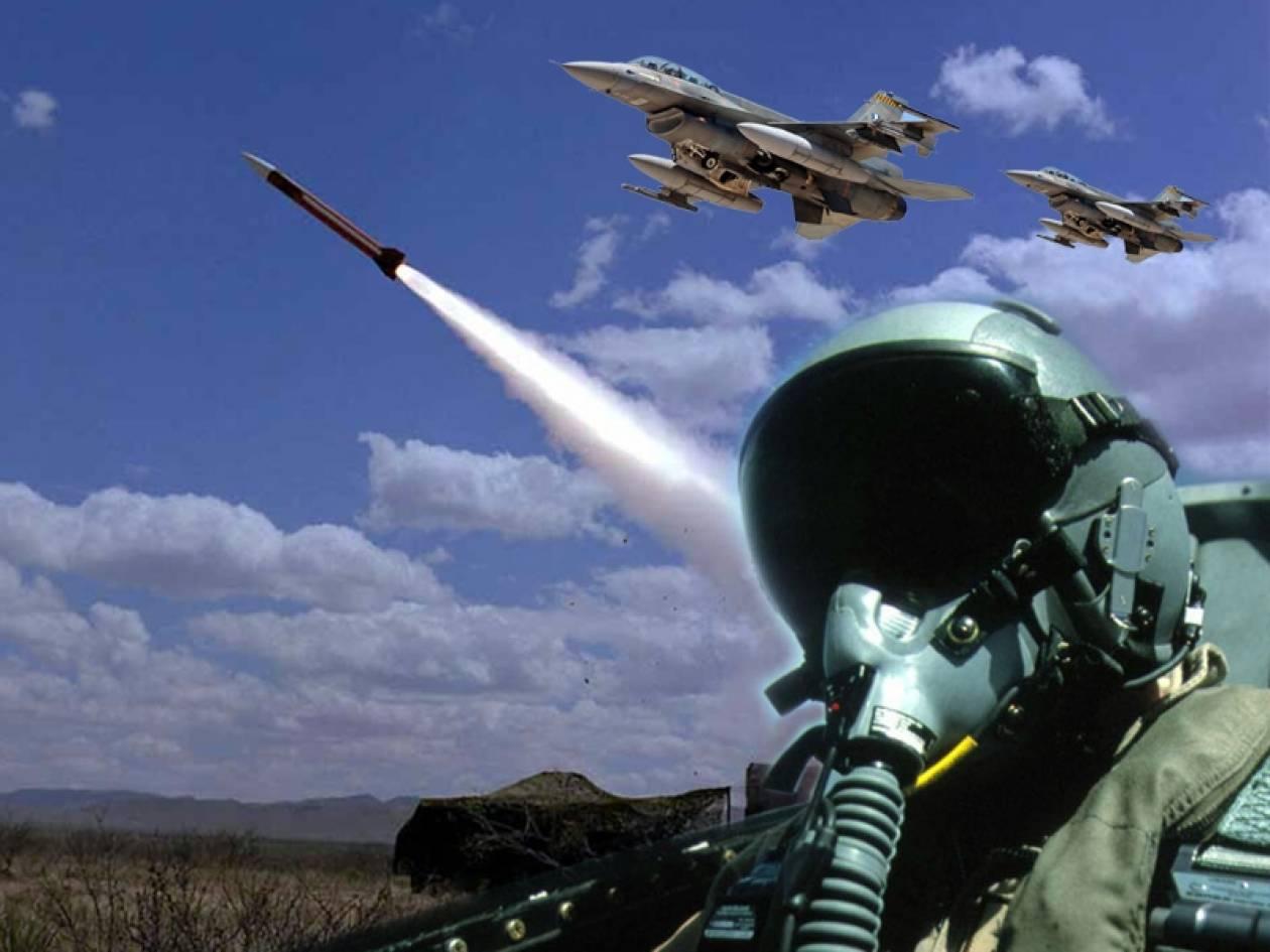 Ήρωες πιλότοι πετάνε απροστάτευτοι στο Αιγαίο