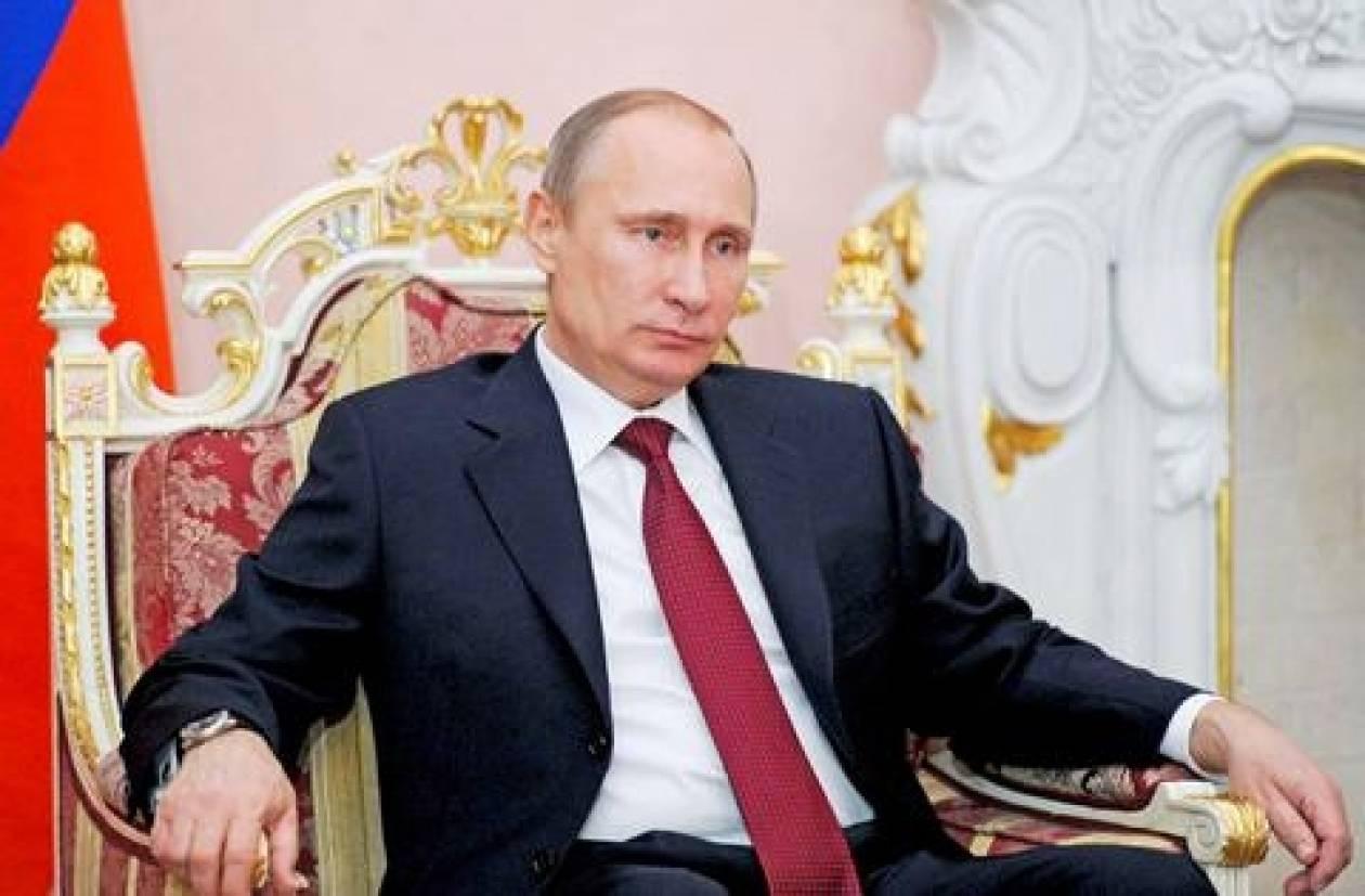 Εντολή Πούτιν για άσκηση πολεμικής ετοιμότητας