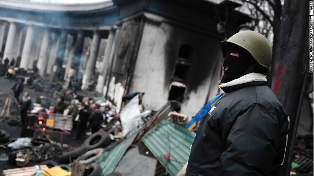 Ουκρανία: Έρευνες στα γραφεία του πρώην προέδρου Γιανουκόβιτς