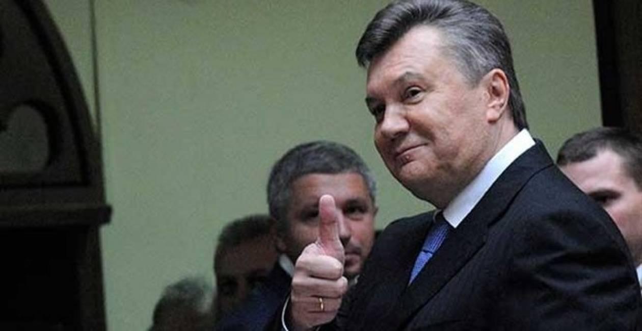 Ουκρανία: Στο στόχαστρο οι λογαριασμοί του Γιανουκόβιτς