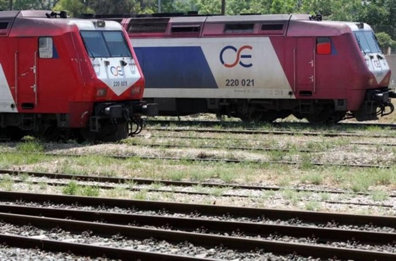 Τρίωρη στάση εργασίας των σιδηροδρομικών για τις 28 Φεβρουαρίου