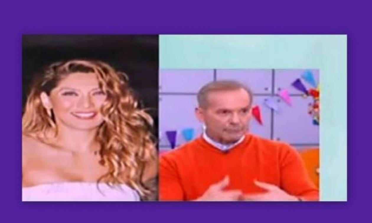 Ο Κωστόπουλος «καρφώνει» την Ηλιάδη: Έχει λυσσάξει στο Instagram...
