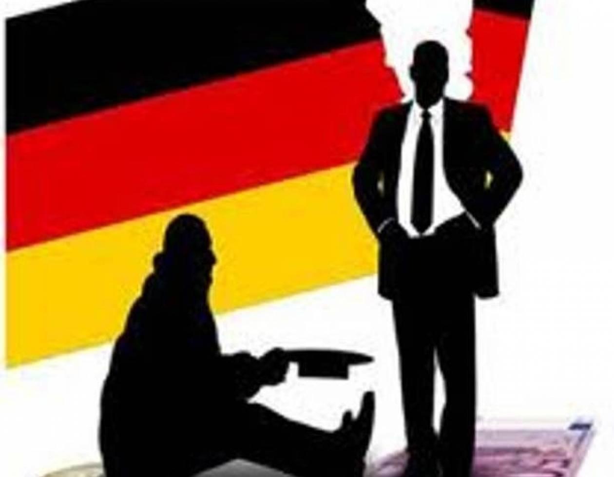 Στη Γερμανία γίνεται η πιο άνιση κατανομή πλούτου στην ευρωζώνη