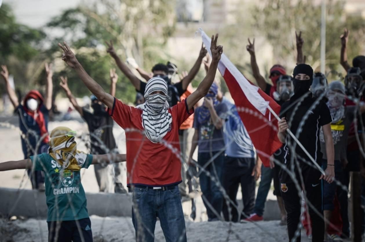 Συγκρούσεις στο Μπαχρέιν με αφορμή το θάνατο ενός νεαρού κρατούμενου