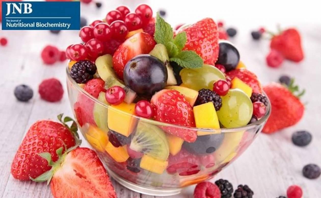 Ποιο απολαυστικό φρούτο ρίχνει την κακή χοληστερόλη