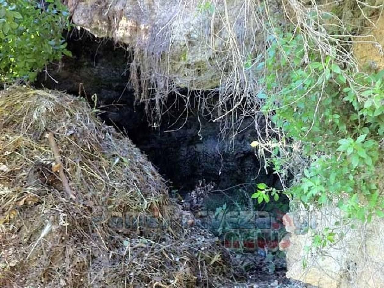 Πρέβεζα: Στο φως η σπηλιά της Αγίας Πελαγίας στην Καστροσυκιά (pics)
