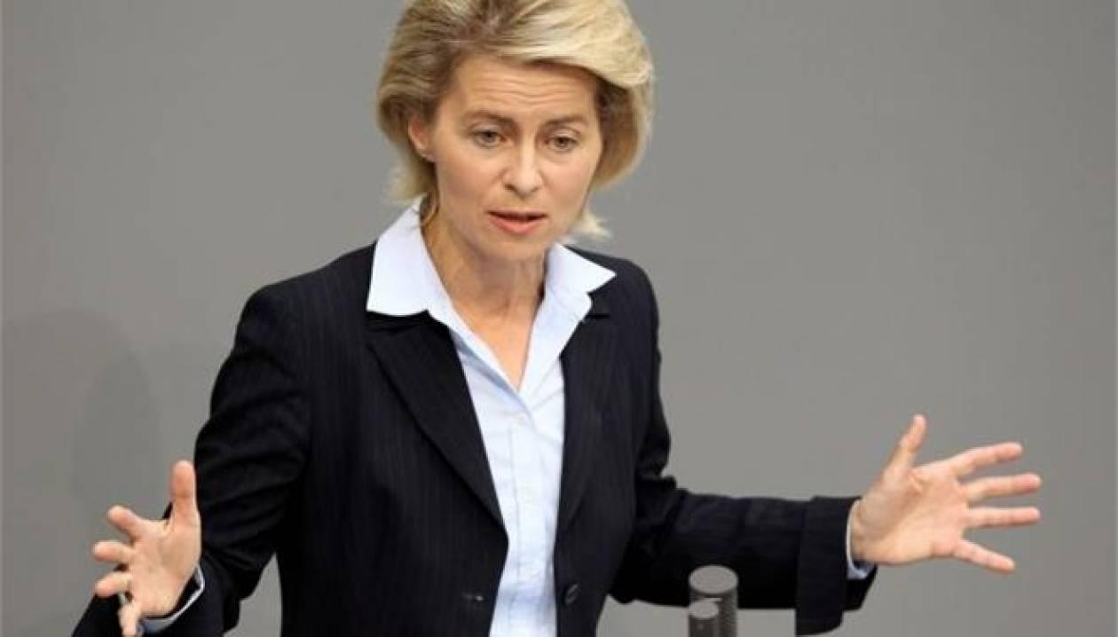 Γερμανία: Ανησυχία για τα γεγονότα στην Κριμαία