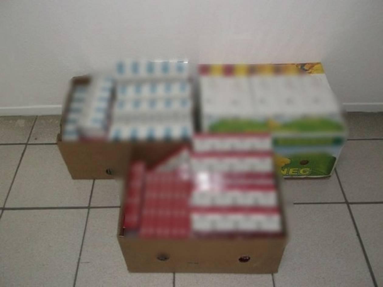 Οργιάζει το λαθρεμπόριο τσιγάρων - Νέες συλλήψεις (pic)