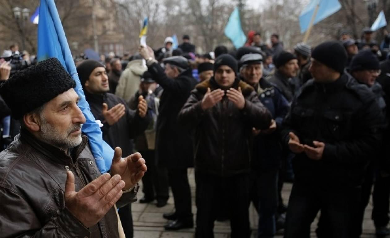 Δημοψήφισμα για αυτονόμηση της Κριμαίας