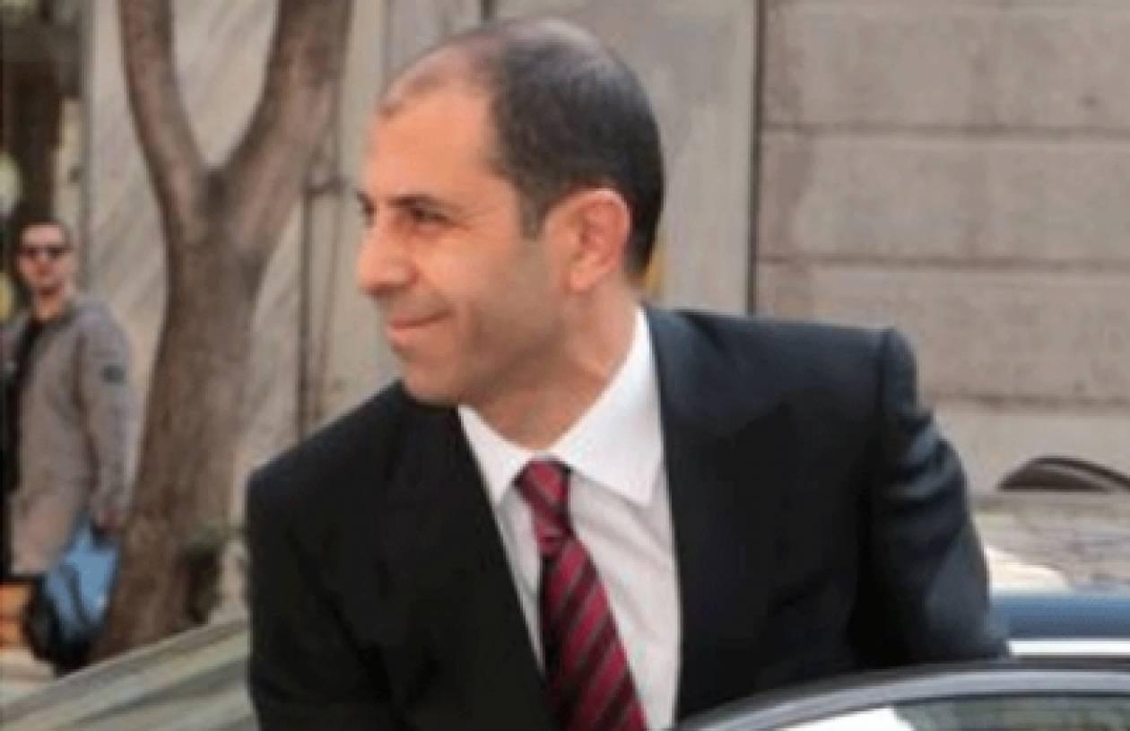 Γεύμα στον Οζερσάι από το ΥΠΕΞ -Καμία δήλωση για το Κυπριακό
