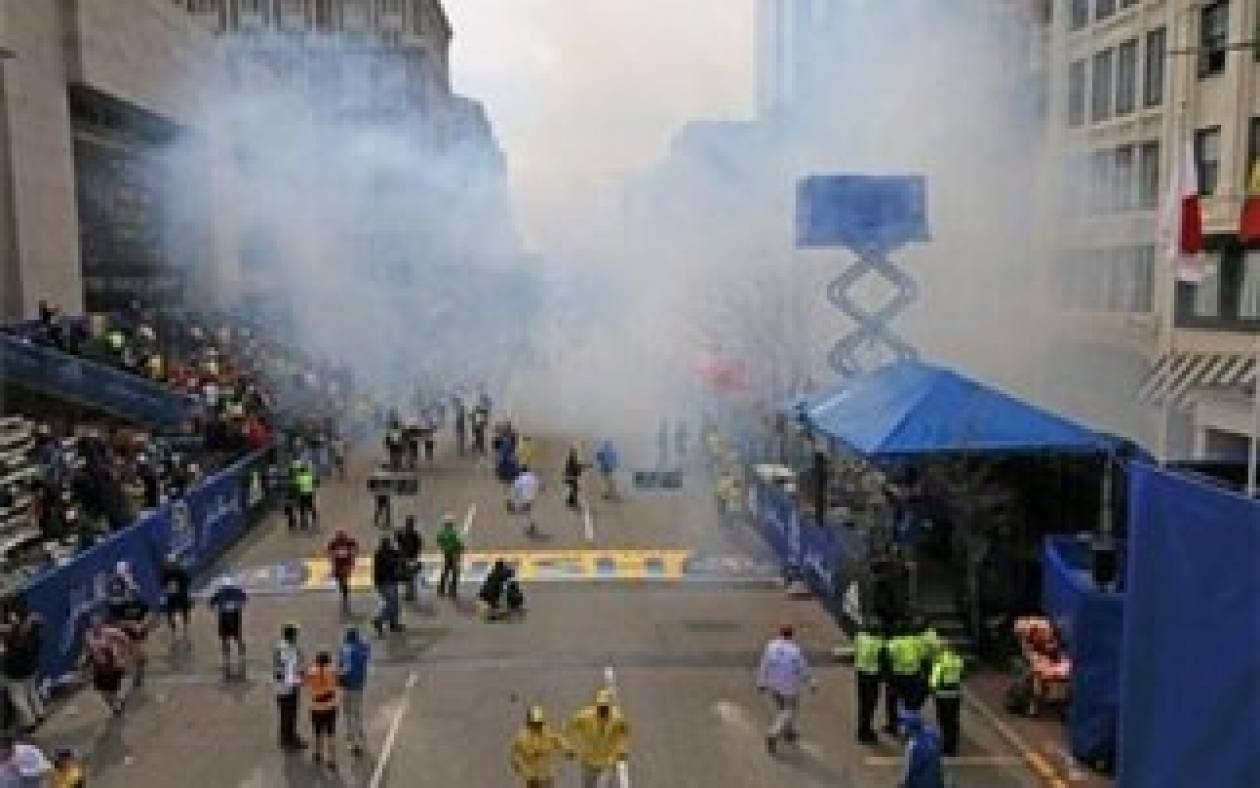 Δρακόντεια μέτρα ασφαλείας στον Μαραθώνιο της Βοστώνης
