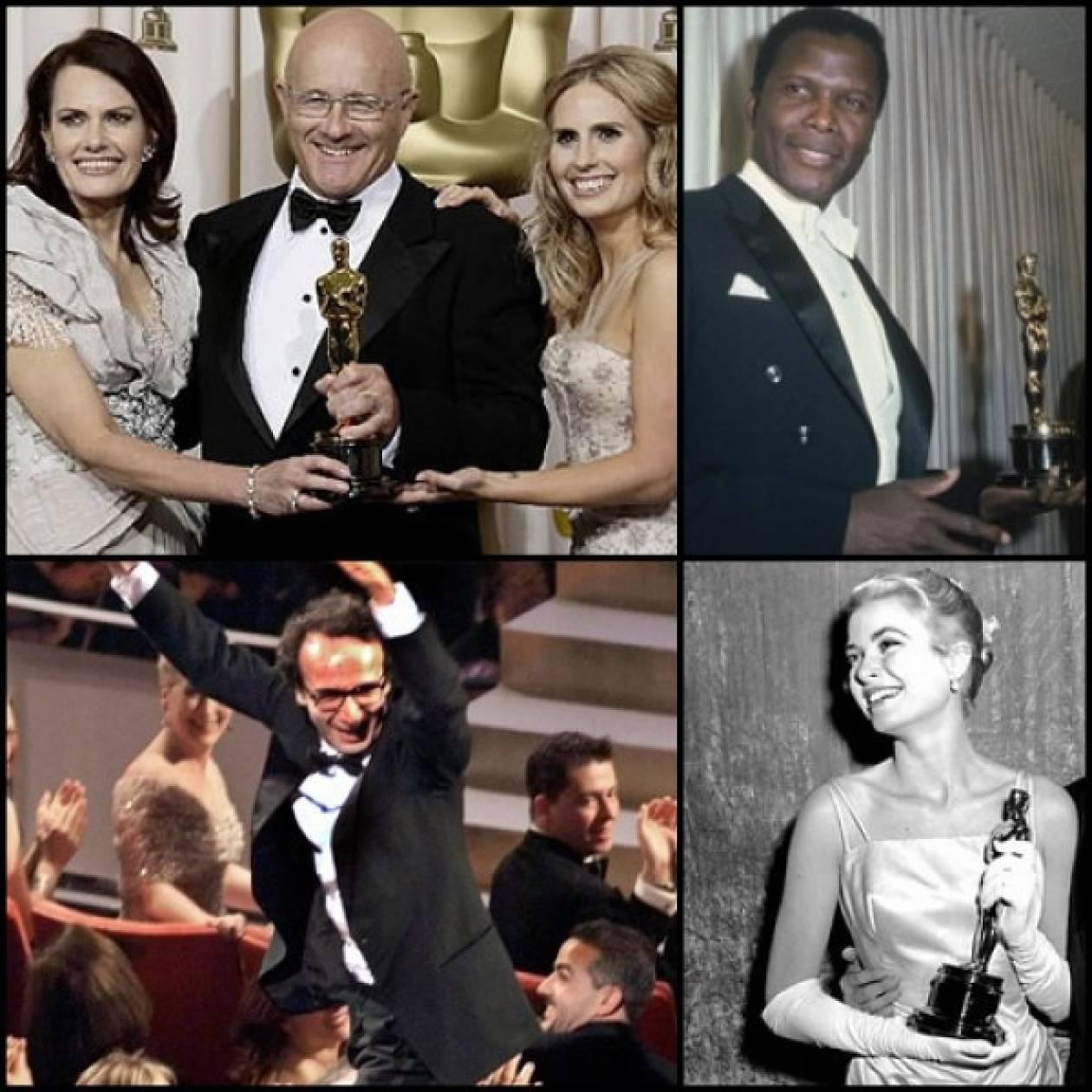Οι πιο συγκινητικές στιγμές στην ιστορία των βραβείων Oscar