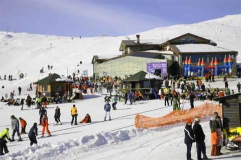 Δείτε ποια χιονοδρομικά λειτουργούν σε Κεντρική και Δυτική Μακεδονία