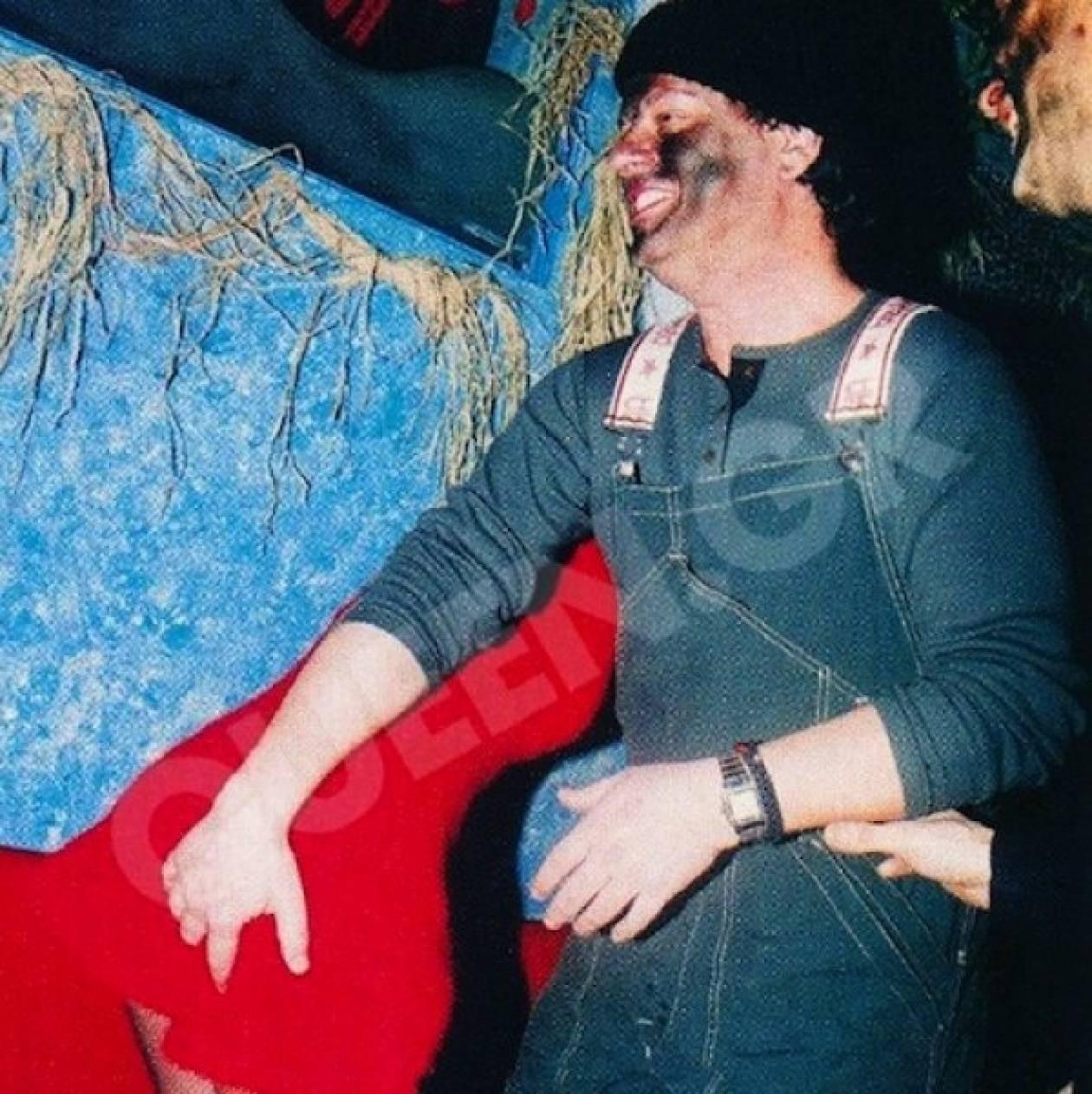 Όταν ο Βλάσης Μπονάτσος ξεφάντωνε με την Μάρθα του 18 χρόνια πριν!