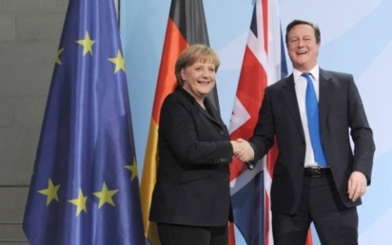 Γερμανία: Η Μέρκελ θέλει ένα ισχυρό Ηνωμένο Βασίλειο  στην Ε.Ε.