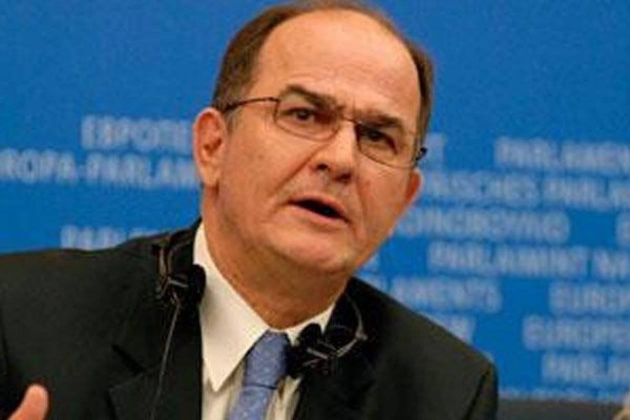 Στην Ελλάδα ο ευρωβουλευτής Γιώργος Παπαστάμκος