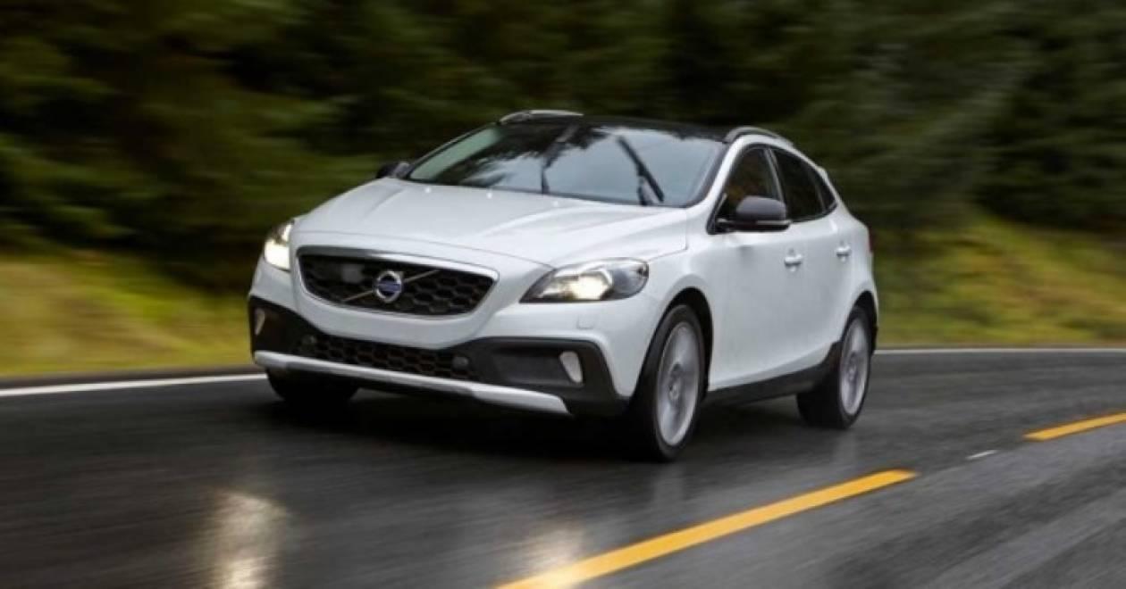 Volvo V40 & Cross Country με νέους κινητήρες Drive-E