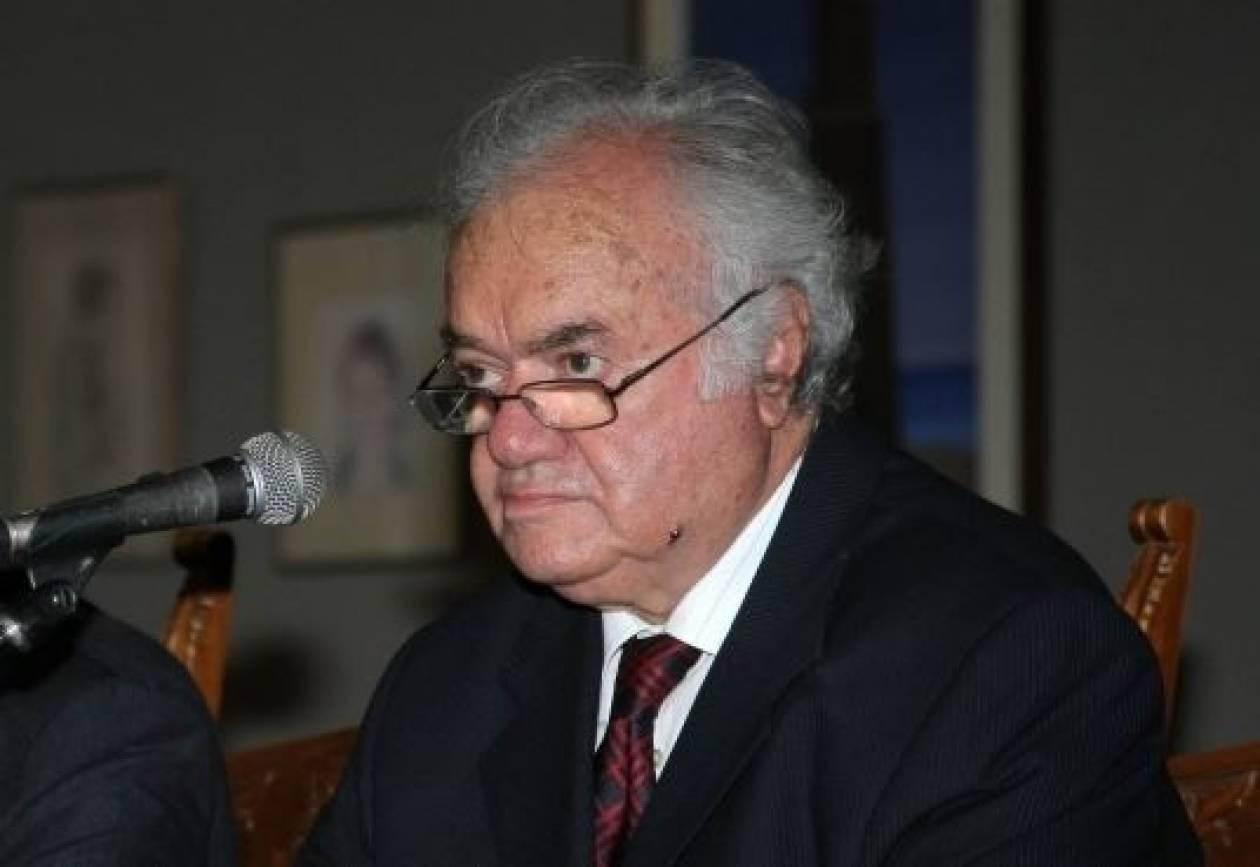 «Έφυγε» ο πρώην δήμαρχος Ηρακλείου Μανόλης Καρέλλης