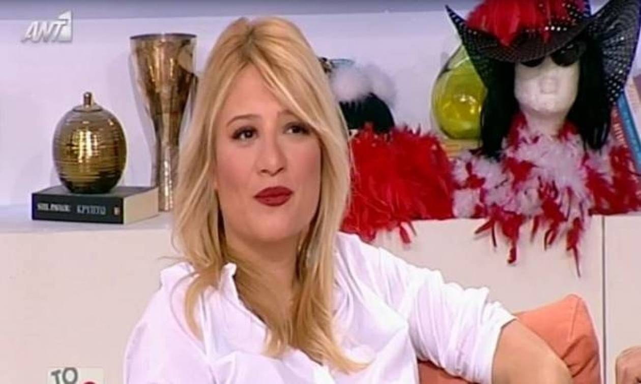 Αυτή είναι η αντικαταστάτρια της Σκορδά, όταν θα γεννήσει!