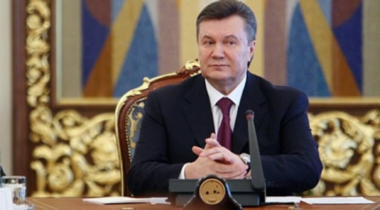 Ουκρανία: Από τη Ρωσία θα μιλήσει αύριο ο Γιανουκόβιτς