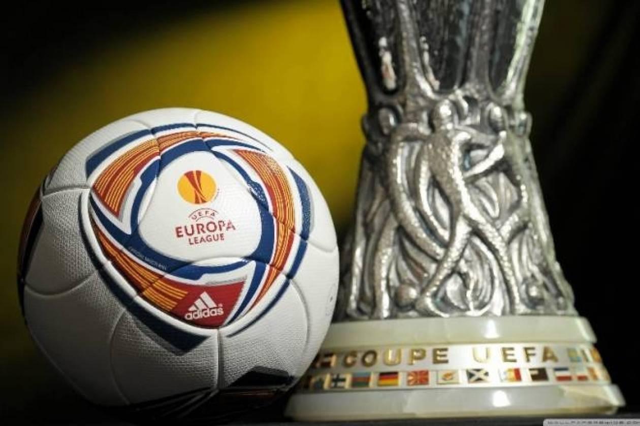 LIVE το Europa League