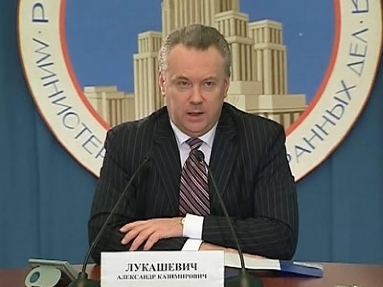 Μόσχα: «Κυβέρνηση των νικητών» η νέα κυβέρνηση στην Ουκρανία