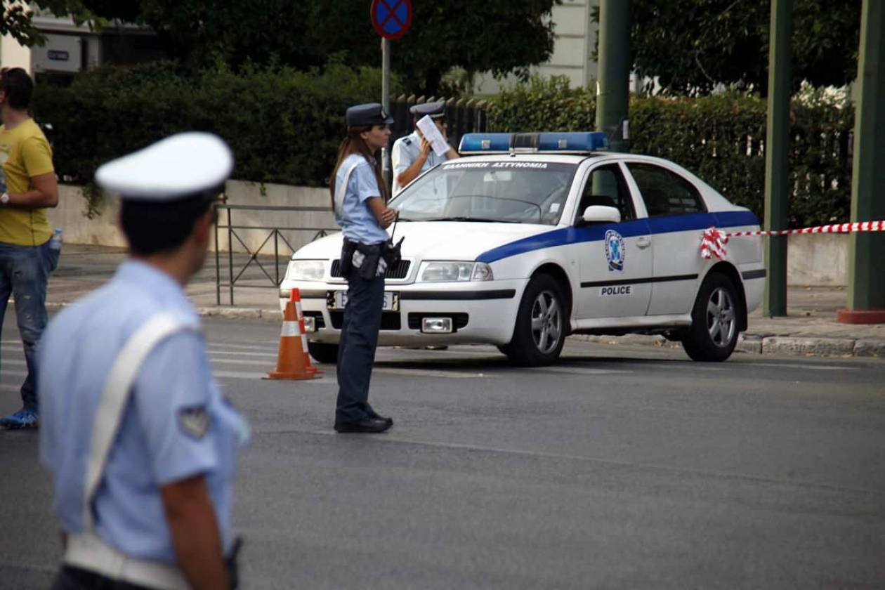 Συνεχίζονται οι έλεγχοι της Τροχαίας στην Αθήνα
