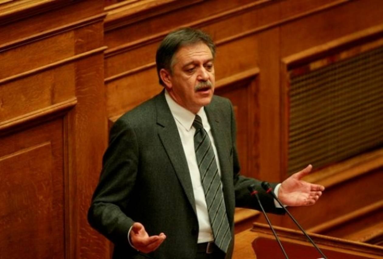 Κουκουλόπουλος: Ο ΣΥΡΙΖΑ δίνει «όπλα» στην Χρυσή Αυγή