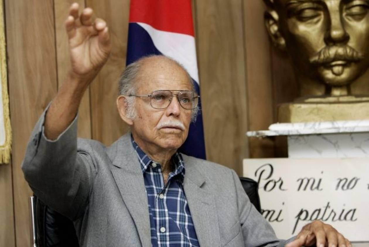 Κούβα: Πέθανε ο πρώην συναγωνιστής του Φιντέλ Κάστρο, Ούμπερ Μάτος