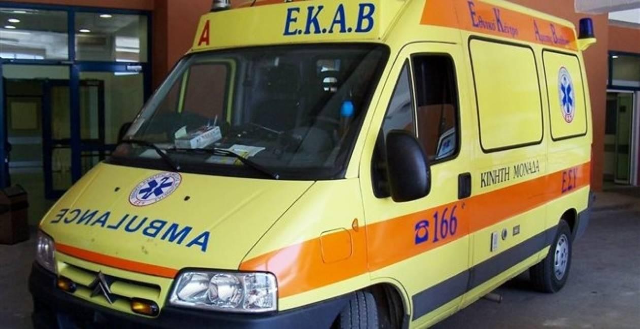 Τροχαίο με τραυματία στο λιμάνι του Πειραιά