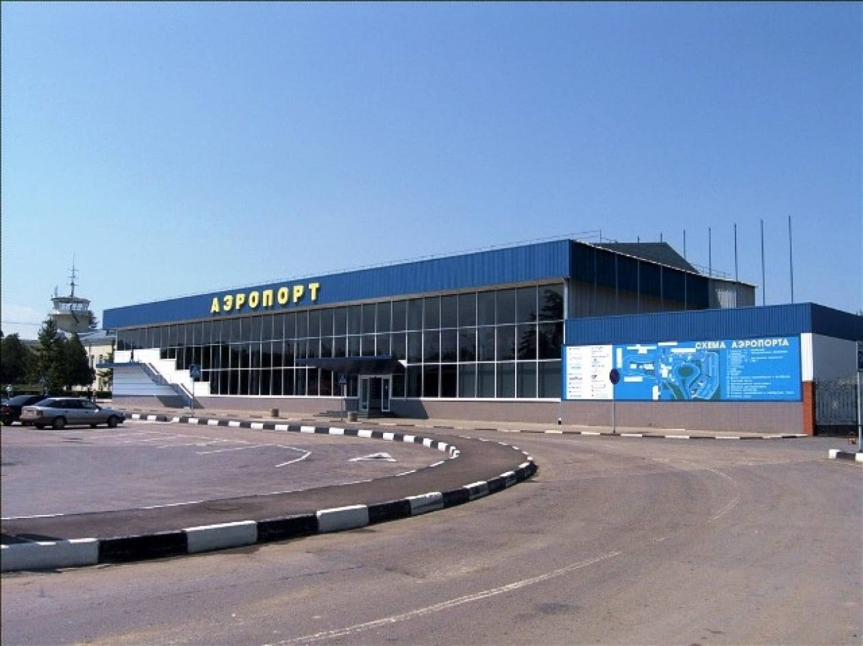 Ουκρανία: Κανονικά λειτουργεί το αεροδρόμιο της Συμφερόπολης
