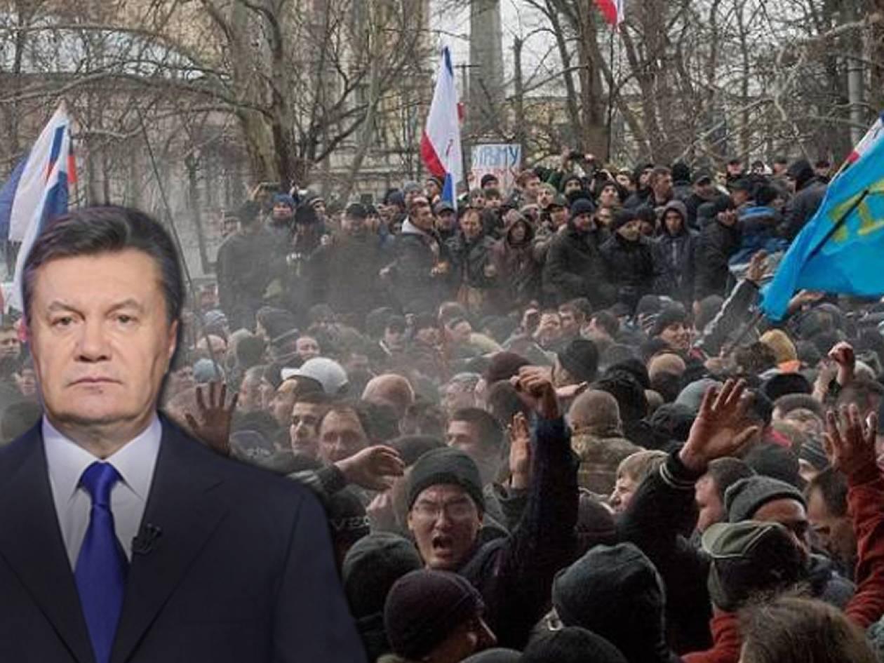 Δημοψήφισμα για μεγαλύτερη αυτονομία στην Κριμαία στις 25 Μαϊου