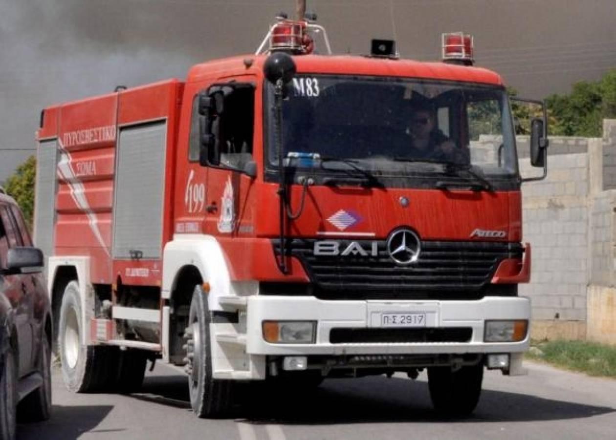 Κρήτη: Πυρπολήθηκαν τρία αυτοκίνητα