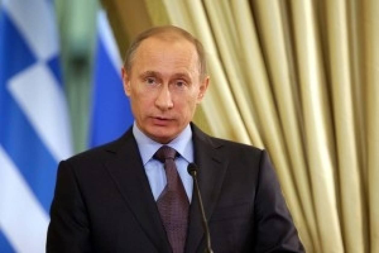 Εντολή Πούτιν για οικονομική βοήθεια στην Ουκρανία